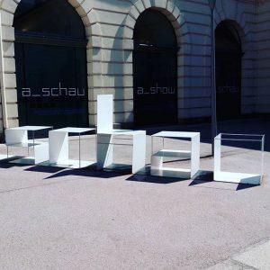 I want to believe Az W Architekturzentrum Wien