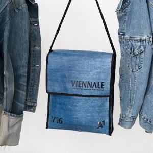 Du kannst #Denim. Die A1 Viennale Tasche ist heuer im Denim Look und feiert ihren 16. Geburtstag....