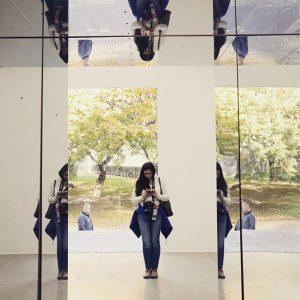 #Künstlerin & #Atelier reflektieren - Thea #Djordjadze in @viennasecession heute (mit Standard) #gratis ...