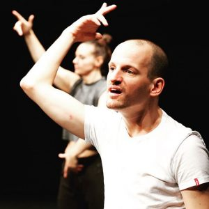 DORIS UHLICH & MICHAEL TURINSKY PREMIERE #dance #body #techno #performance #energy #rave #brutwien #brutartists #contemporarydance #instadance #dancedancedance...