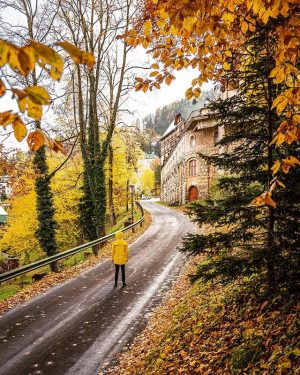 From last weeks roadtrip with @dortundhier ✌️️ #autumnisokay 🍁 Semmering, Austria