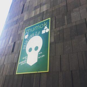 #mumok #vienna #wien #art #architecture #archilover #black #museumquartierwien #travelblogger #traveltheworld #welovevienna MUMOK - Museum moderner Kunst Wien