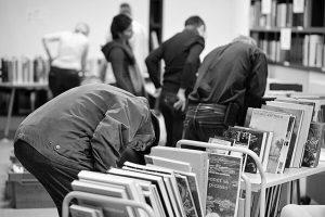 Der Bücherflohmarkt ist offen. #books #booksinvienna #art #museum #belvederemuseum #vienna #igersvienna #igersaustria
