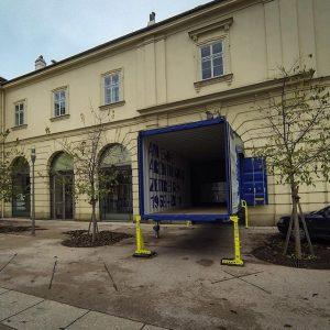 Not a #container, it's an #excluder Az W Architekturzentrum Wien