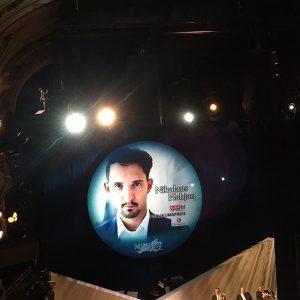 ORF Publikumspreis: Nikolaus Habjan - wir gratulieren! #festwochen #eroeffnung #nikolaushabjan @nikolaushabjan Ronacher