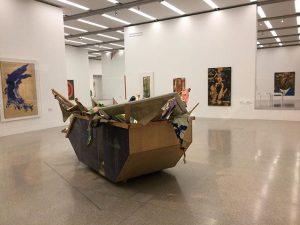 Музей современного искусства, тут как обычно #wien #vienna #austria #вена #австрия #mumok MUMOK - Museum moderner Kunst...