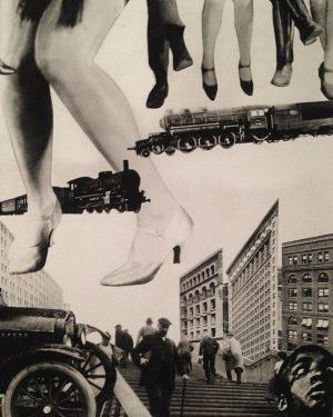 Berlin - Die Sinfonie einer Großstadt, 1927 #albertinafilmstills #filmstills #collage #film #photography #photographer #exhibition #artblogger #berlin #waltherruttmann...