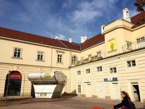 빈 MQ #trip #Vienna #Wien #MQ MQ – MuseumsQuartier Wien