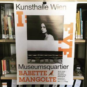 BABETTE MANGOLTE Coming Soon #babettemangolte #mangolte #I=Eye #kunsthallewien #kunsthallewienmuseumsquartier #openingdecember16
