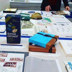 #goodmorning #dorset #cereals #muesli #poundbury #exhibition #detail #newurbanism #amendearchitektur #intheend #architecture