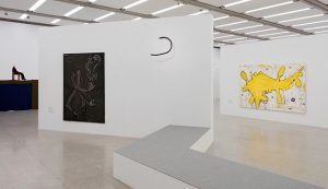 Congrats Carroll Dunham, born on this day in 1949. Did you know that the artists whose work...