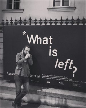 #leftorright #whatisleft #instalife #vienna MQ – MuseumsQuartier Wien