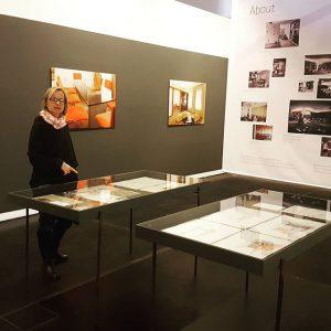 Ausstellungseröffnung heute Abend 19h im Az W! Wiens unbekanntes Juwel #hermannloos #azwmuseum #exhibition @eyeson #photography #interior #70ies