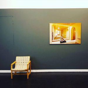 Ausstellungseröffnung heute Abend mit Marina Klobučar, Tochter der Bauherrn und Bewohnerin eines unbekannten Wiener Juwels (9.11.,19h)! If...