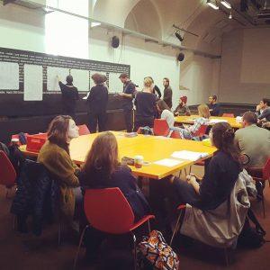 Das Londoner Kollektiv Assemble nimmt seit Oktober eine Gastprofessur an der TU-Wien wahr. Heute präsentieren die StudentInnen...
