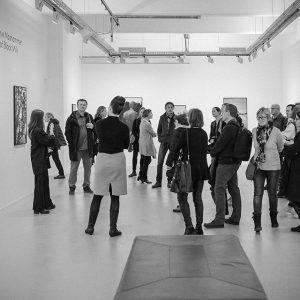 #eyes_on_walk to @brotfabrikwien Second gallery to be visited was OstLicht Galerie für Fotografie with Stefanie Moshammer's