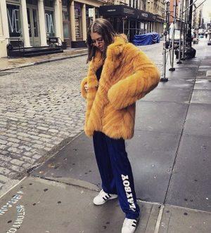 NYC mood #vintagefashion #vintagelove #fashionblogger #blogger_de #nycfashion #youyou Das Neue Schwarz Wien
