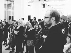 Opening LEON HOELLHUMER | SNICKER SNITCH // START GALLERY @musawien #leonhoellhumer #musawien #startgallery #Eyes_On #youngartist #exhibition #vienna...