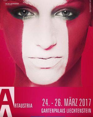 Bald ist es soweit! Art Austria im Gartenpalais Liechtenstein März 2017 #art #austria #2017 #artist #fair #liechtenstein...