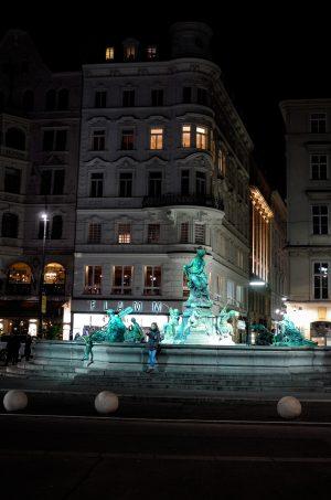 #providentia Donnerbrunnen / Neuer Markt