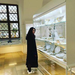 ชีวิตสั้น ... ศิลปะยืนยาว (ที่นี้ไม่มีขี้นก, ไม่มีขี้จิ้งจก, อาจารย์เอามาไว้ที่นี้ก็ได้นะ ... ผู้ว่าไม่แถด้วย) Sisi Museum