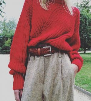 digging this style #vintagefashion #vintageshop #fashionblogger #fashionista #fashiondiaries #viennablogger #vienna #berlin #fashionblog #vintagelook Das Neue Schwarz Wien
