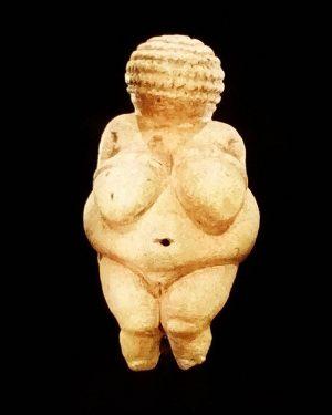 Venus von Willendorf 😮 Vienna, Austria