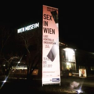 #SexinWien natürlich nur mit #MargitHaas 👑🕶😉 Wien Museum