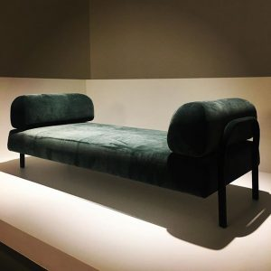 Yes please, I am ready #patrycjamarkowska #stimuli #design #chaiselongue @mak_vienna MAK - Austrian Museum of Applied Arts...
