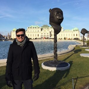 🐵 #baroque #belvederepalace #vienna #austria #a Belvedere Palace
