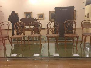 Те самые венские стулья | Viennese famous chairs Wien Museum