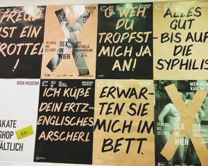 Alles gut bis auf die Syphilis... #wienmuseum #sexinwien #sexinthecity #1030 #vienna #ausstellung #history #specialview