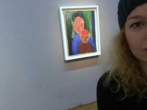 Pablo & I #leopoldmuseum #wien #picasso Vienna, Austria