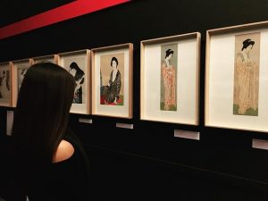 Shunga Night - Erotic Art from Japan #shunga #mak #museum #vienna #art #japan #eroticart #japaneseart #2k17 #beautiful...