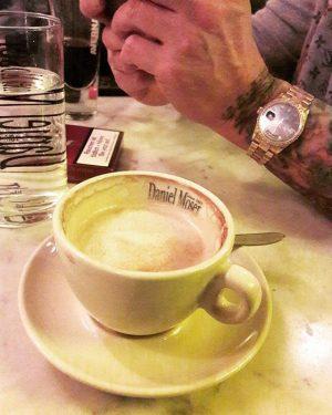 #kaffeetrinken im #ersten #Cafehaus in #Wien ☕☕☕ Café Daniel Moser