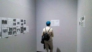 I = eye #babette #mongolte #exhibition #vienna Kunsthalle Wien