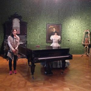 Getting into the mood for some classical music #StraussHaus #Strauss #Vienna #piano #classicalmusiclover ...