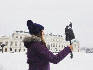 Иди ко мне петушок, я тебя съем! #Belvedere #🍭 #Vienna #Austria #🇭🇺 Belvedere Museum