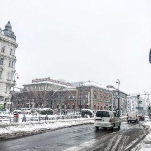 Winter isn't going anywhere ❄️ Stubenring
