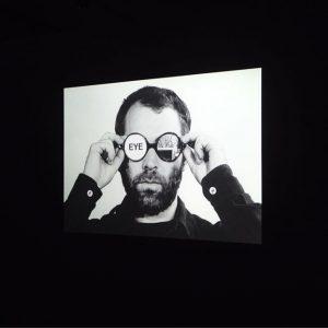 #BabetteMangolte I=Eye at @kunsthallewien w/ #StuartSherman Kunsthalle Wien