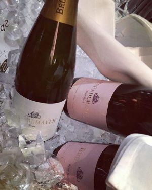 Partytime mit Bründlmayer #party #partytime #birthday #birthdayparty #vinothek #weinbar #winebar #bründlmayer #brut #rosé #rosésekt #sekt #wien #vienna...