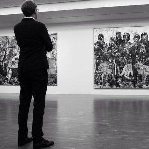 #oldslogans21 #danielrichter @21erhaus #art #contemporaryart #Contemporary 21er Haus