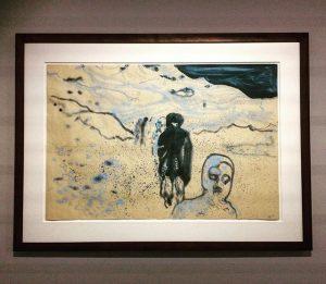 Richter mal anders. #opening #latergram . . . . #DanielRichter #21erhaus @21erhaus #lonelyoldslogans #exhibition #vienna #vernissage #viennaart...