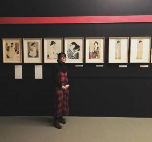 #SHUNGA Erotic art from Japan at @mak_vienna. #exhibition #austellung #grafic #japan #AsianArt #woodblock #geisha #instamuseum #vienna #eroticcolor...