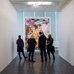 #oldslogans21 Every #sunday at 4 pm we #start our #guided #tours through the #exhibition of #danielrichter @21erhaus...