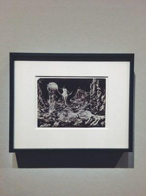 #photography #vintage #movie #blackandwhite #moon #albertina #museum #exhibition #sunday #passion #igersvienna #vienna #wienerin #vscocam Albertina Museum