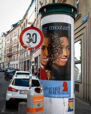 Visiting #Mozart Schleifmühlgasse, Wien