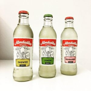 drink testing time again... almdudler organic. all new. all bio. 🌱 - #almdudler #organic #lemonade #bio #drinks...