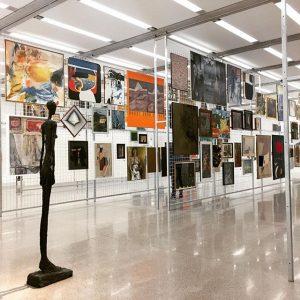 #mumok #art #contemporayart #modernart #vienna #wien #painting #saturday #arte #artecontemporanea #artemoderna #giacometti MUMOK - Museum moderner Kunst...