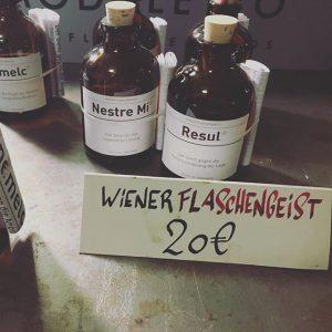 #wienerflaschengeist SUPERSENSE